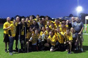 WA Men Are 2015 National Lacrosse Champions!