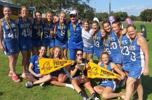 East Fremantle women break their A Grade drought