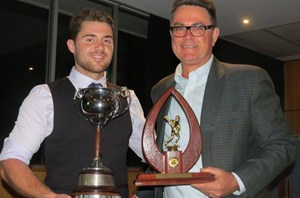 2015 State League Fairest and Best - Callum Mortimer