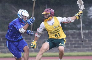 Subiaco Lacrosse Club's Isaac Cahill
