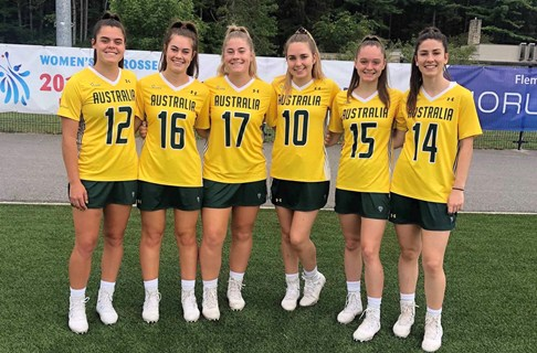 2019 U19 Australian Women's Team wins Gold!